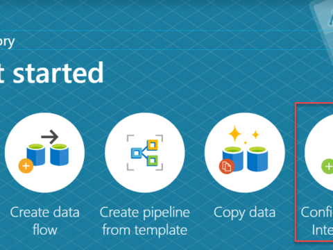 Run SSIS packages in Azure Data Factory