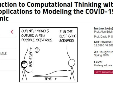 Free From MIT: Intro to Computational Thinking with Julia