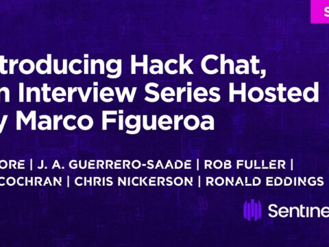 Introducing Hack Chat, An Interview Series Hosted By Marco Figueroa