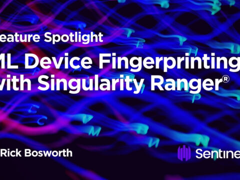 Feature Spotlight:  ML Device Fingerprinting with Singularity Ranger®