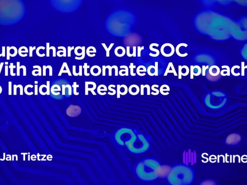 Supercharge Your SOC With an Automated Approach to Incident Response