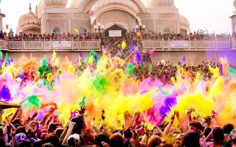 Holi is going to become global festival, Know values