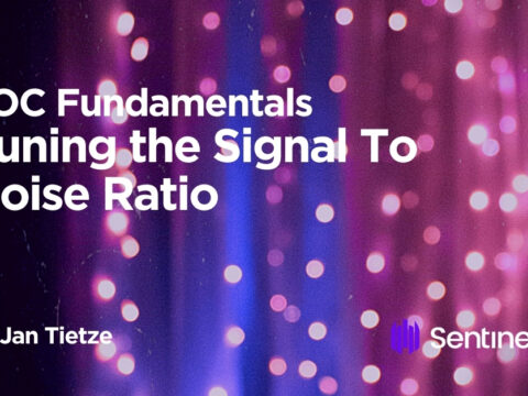 SOC Fundamentals | Tuning the Signal To Noise Ratio