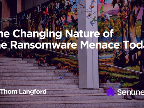 The Changing Nature of the Ransomware Menace Today