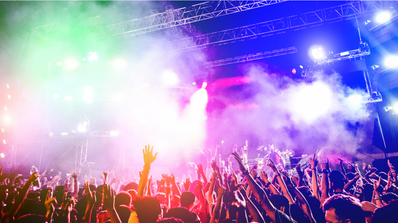 Major Music Festival Exit Takes Bitcoin for Tickets